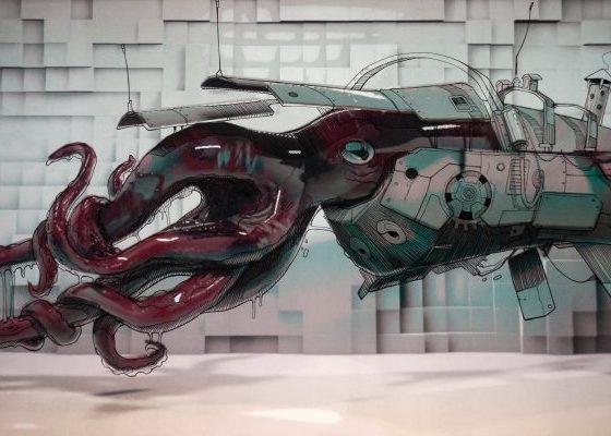 """Camouflage"" Julien Menzel • Kalouf"